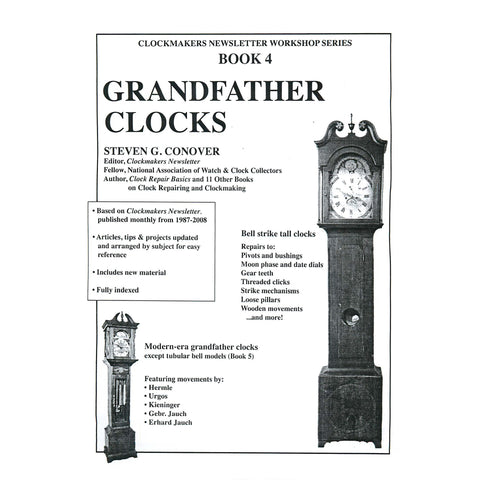 Grandfather Clocks Book