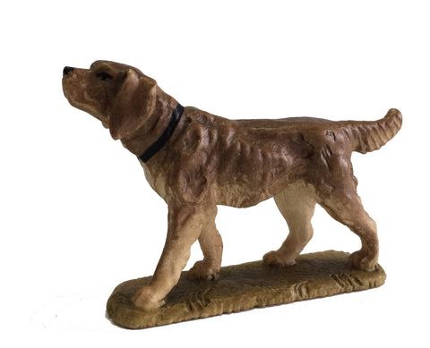 Carving Hunting Dog #4