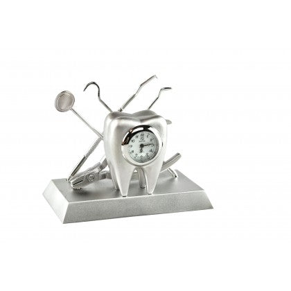 Dentist Themed Miniature Clock