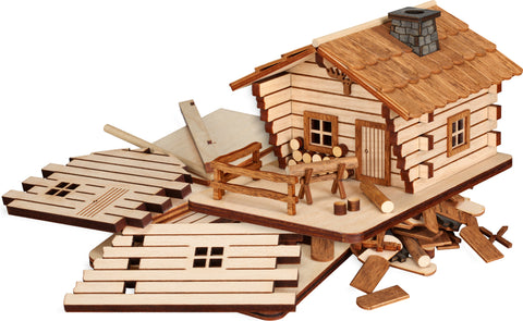 Smoker House Kit - Cabin
