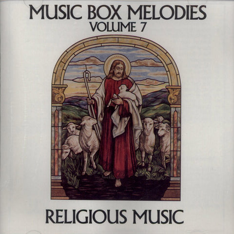 Music Box Melodies CD Volume 7