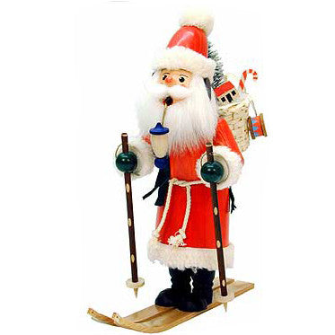 Santa on Skis Smoker