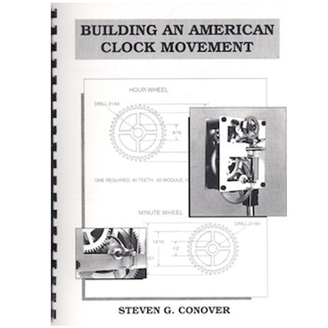 Building An American Clock Mvt