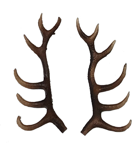 "1.5"" Wooden Antlers"