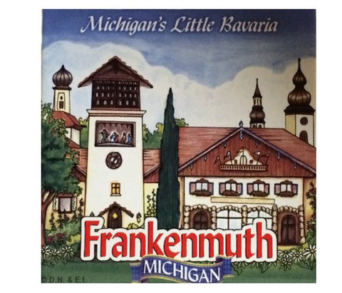 Tile-F'muth Bavarian Inn 6""