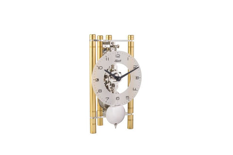 Lakin Table Clock in Gold