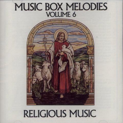 Music Box Melodies CD Volume 6
