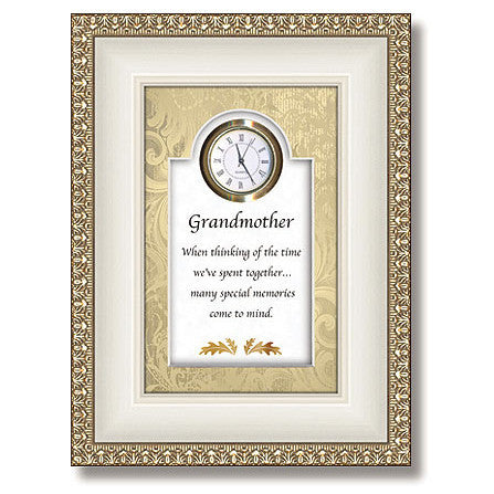 Grandmother Table Top Clock