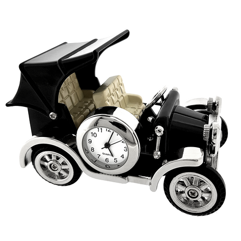 Model T Car Miniature Clock