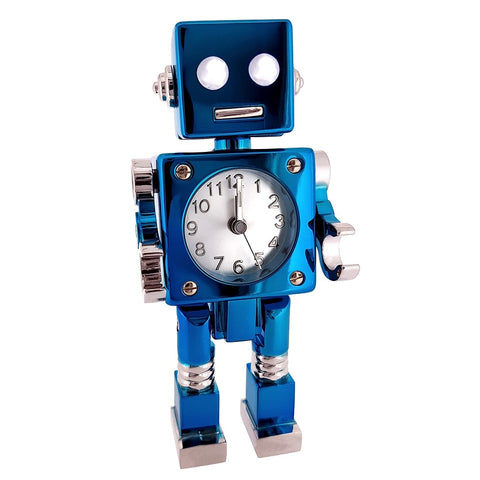 Retro Robot Miniature/Alarm Clock