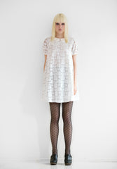 Salla Dress White