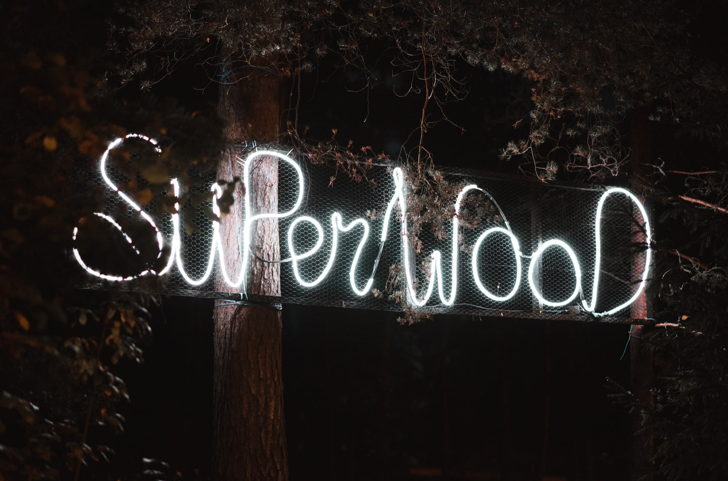Superwood 2021 ticket: Sleepover SAT 2.10.2021