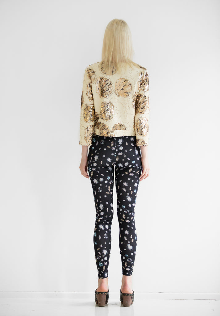 Sequin Shell Jacket