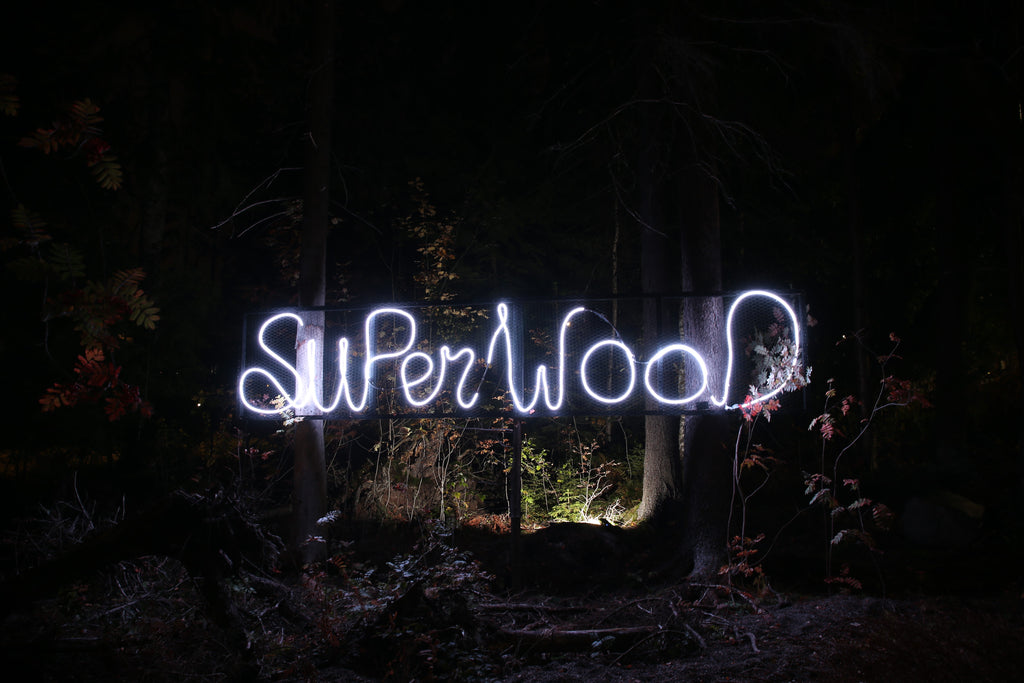 Superwood 2019 ticket: VIP PACKAGE FOR 2, 2.-4.10.2020