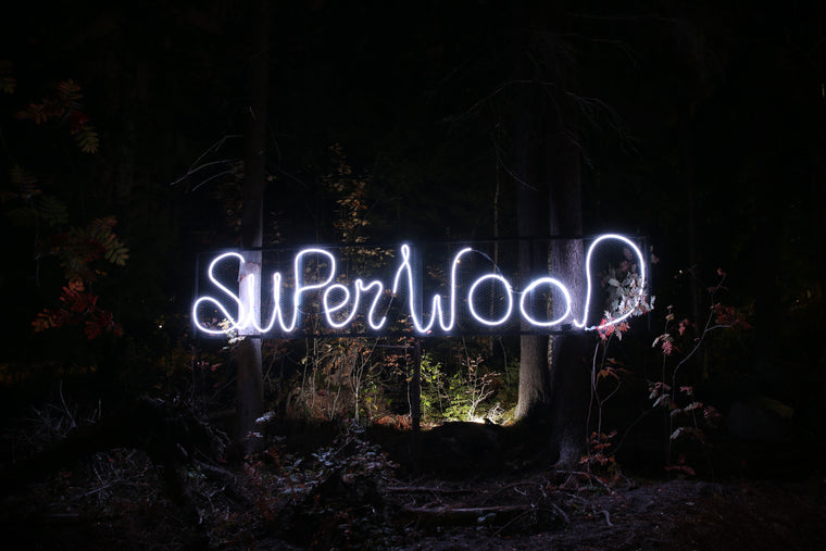 Superwood 2020 ticket: VIP PACKAGE FOR 2, 2.-4.10.2020