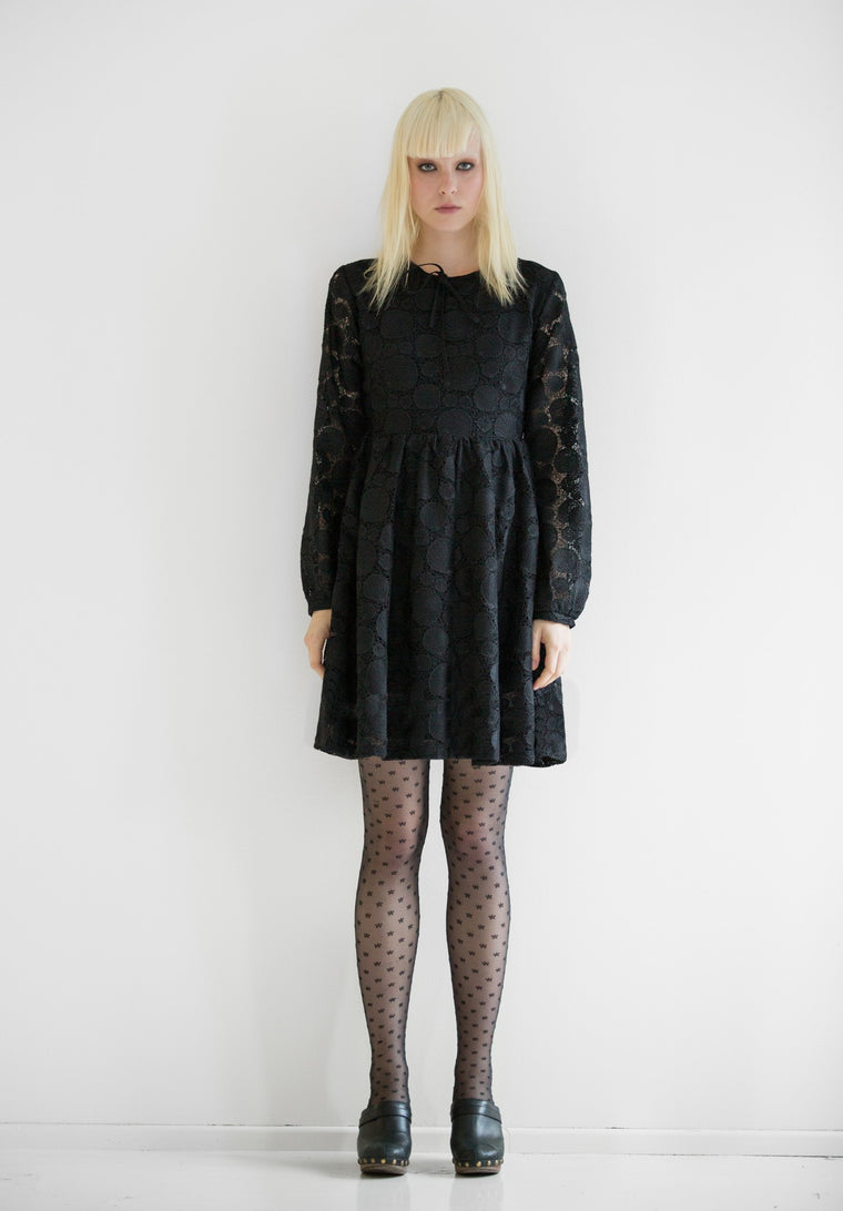 Marianne Dress Black