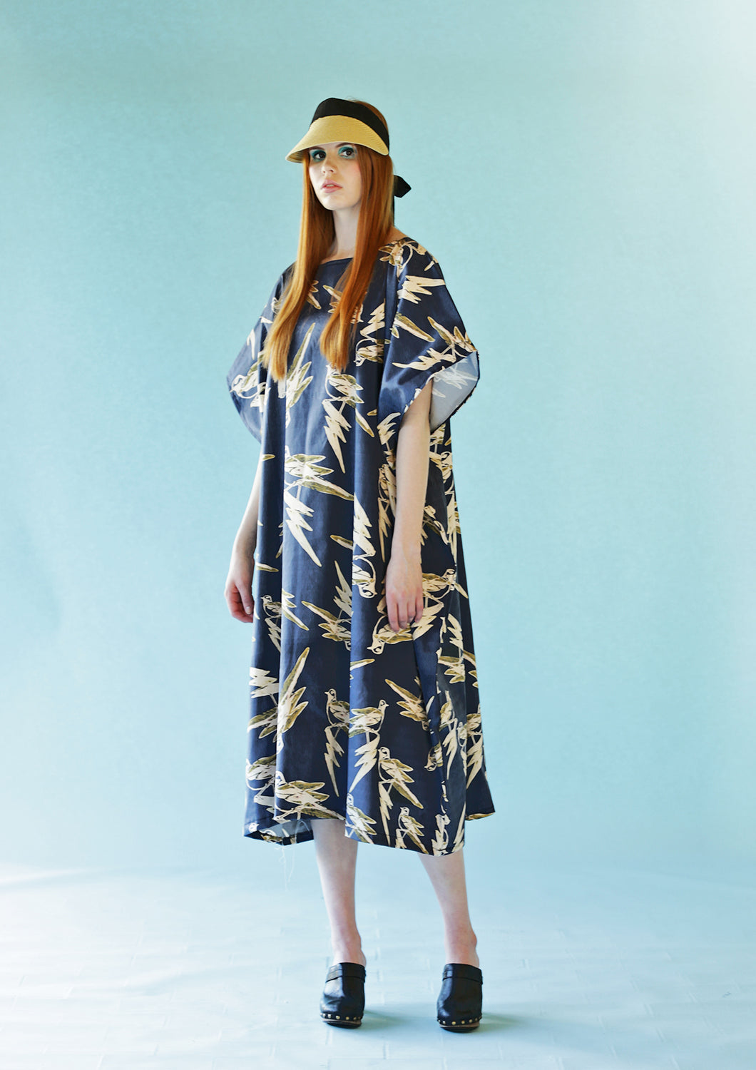 Raakel caftan dress