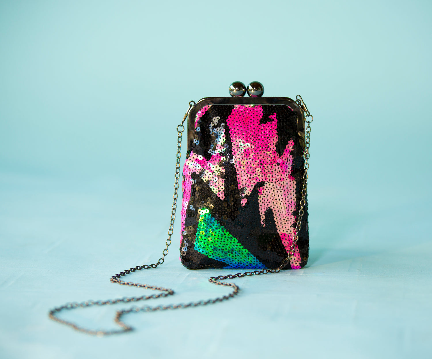 Flashes Purse Small