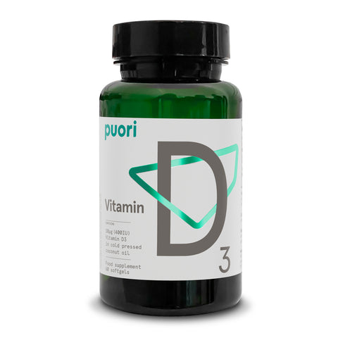 Puori D3 - Vitamin D3 (New Formulation)