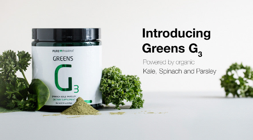 Introducing - PurePharma Greens