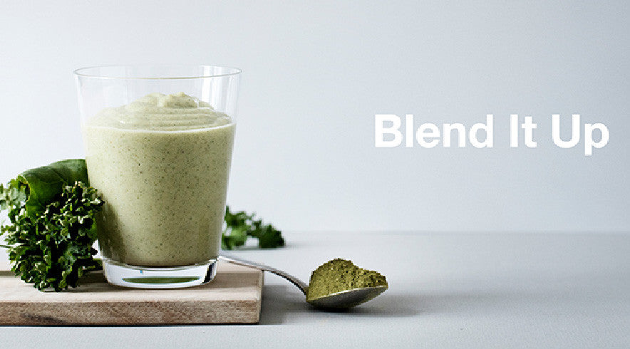 PurePharma Greens - Blend It Up