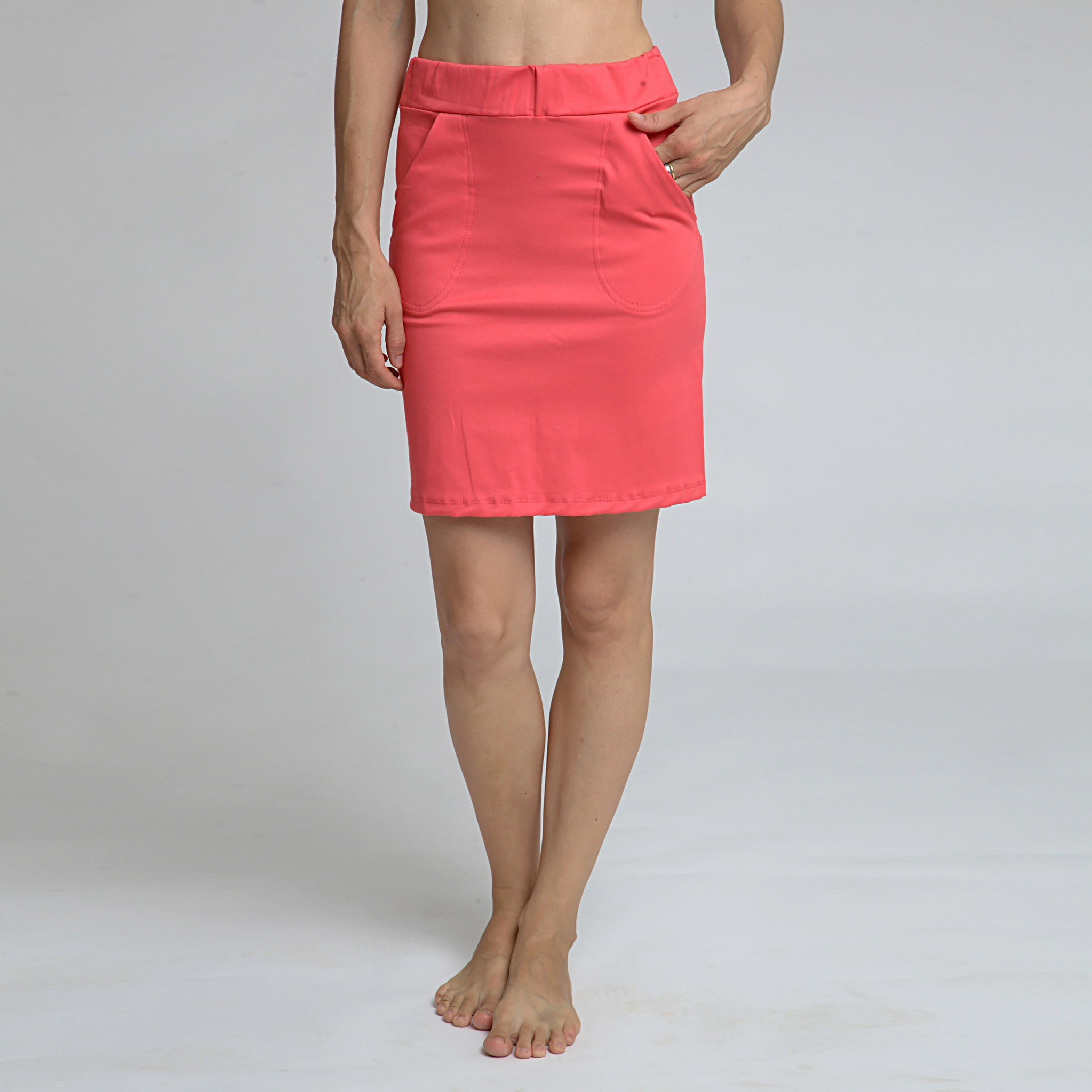 Cotton Skirt - DuendeFashion  - 5