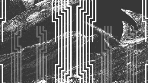 Mountains and Stella Lines VJ Loops