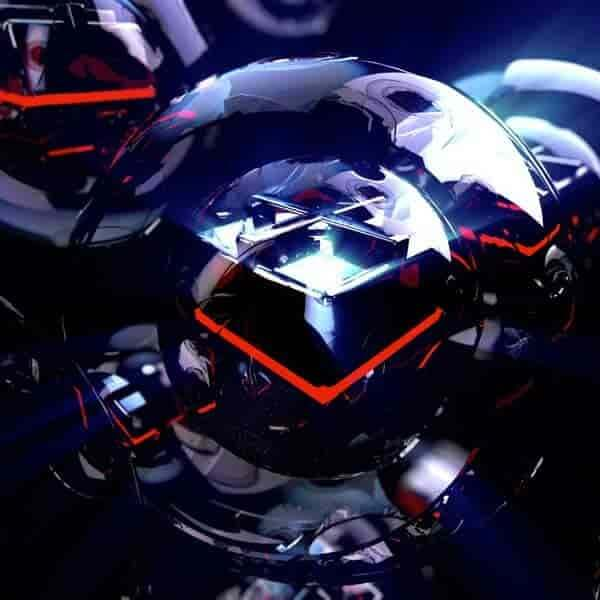 Glass Robots VJ Loops Pack I