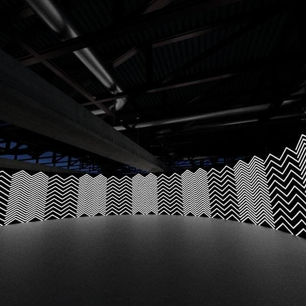 Widescreen Patterns VJ Loops