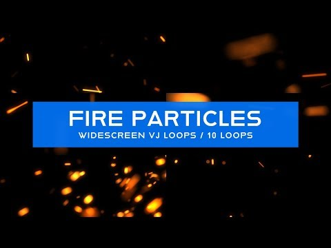 Fire Particles