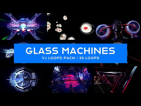 Glass Machines