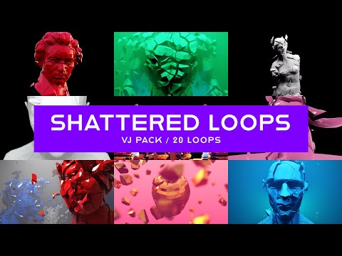 Shattered Loops