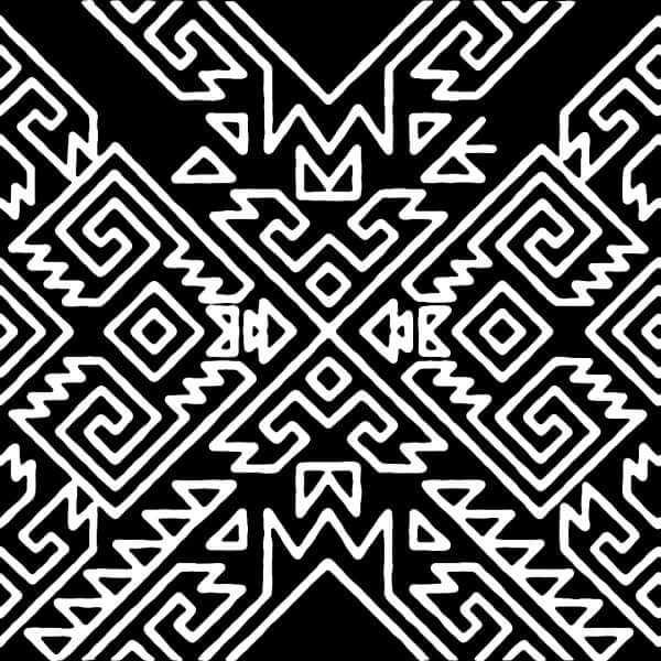 Native Patterns VJ Loop