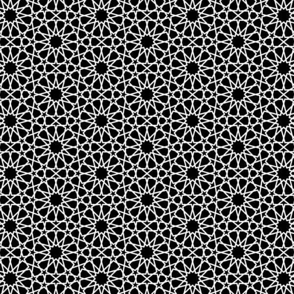 Islamic Pattern VJ Loop