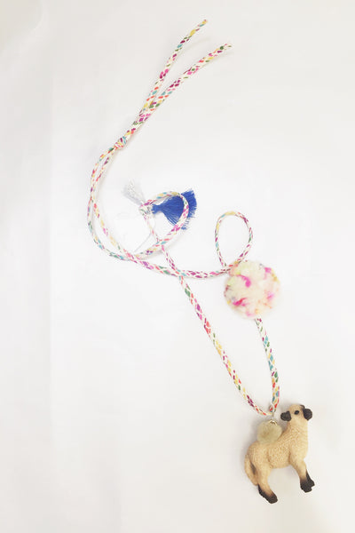 Liberty Little Lamb Necklace