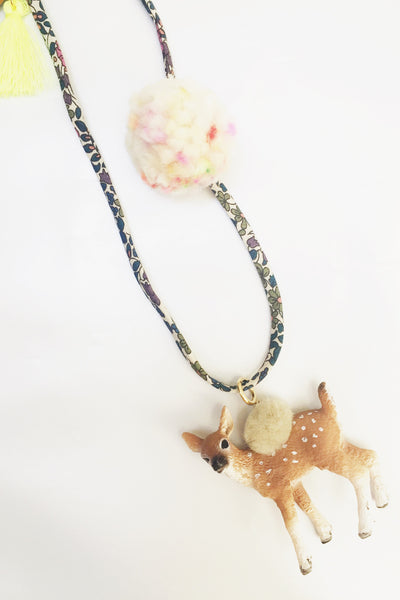 Liberty Fawn Necklace