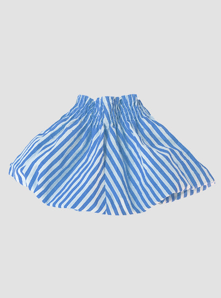 Lola Powder Blue Skirt
