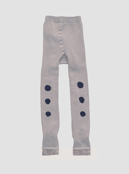 Dot Indigo Leggings