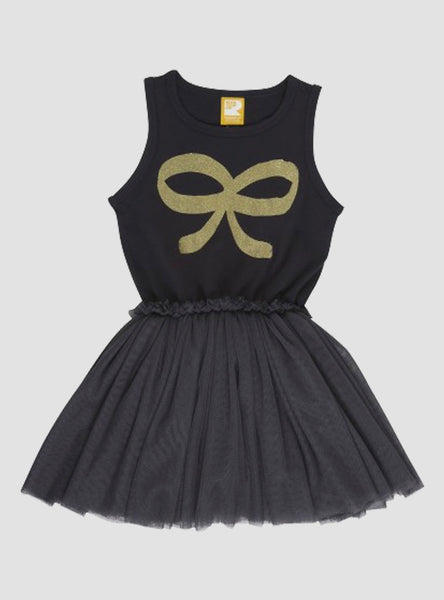French Bow Circus Dress