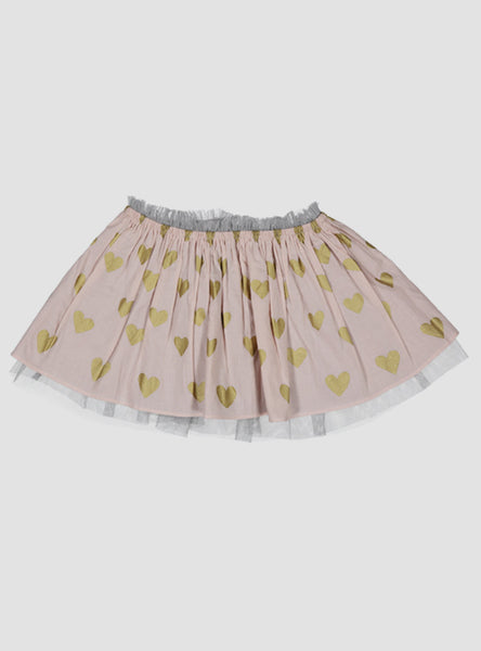 Carte Heart Skirt