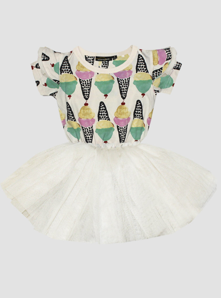 Ice Cream Circus Dress