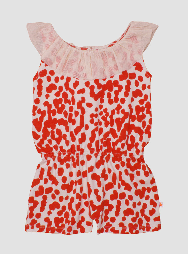 Coral Spots Overall