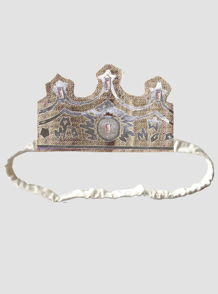 Couronne Silver Headband