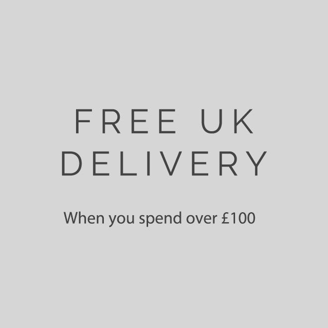 Free UK Delivery on orders over £80