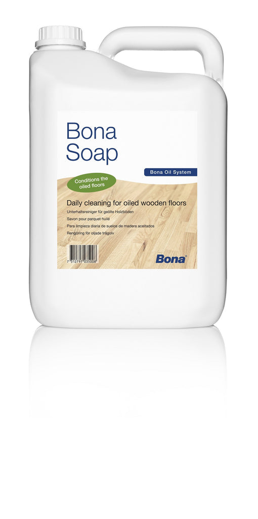 Bona Soap 5l Hardwood Floor Services