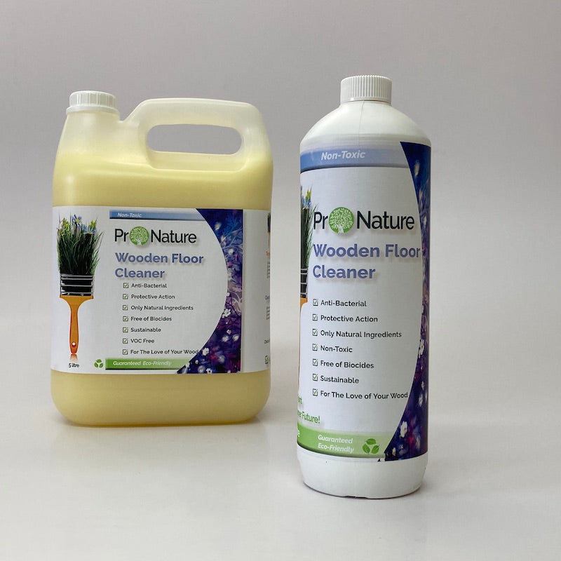 ProNature Wooden Floor Cleaner - 1l