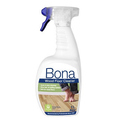 Bona Wood Floor Cleaner Spray Bottle Hardwood Floor