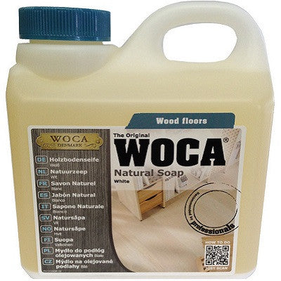 WOCA Soap - White colour