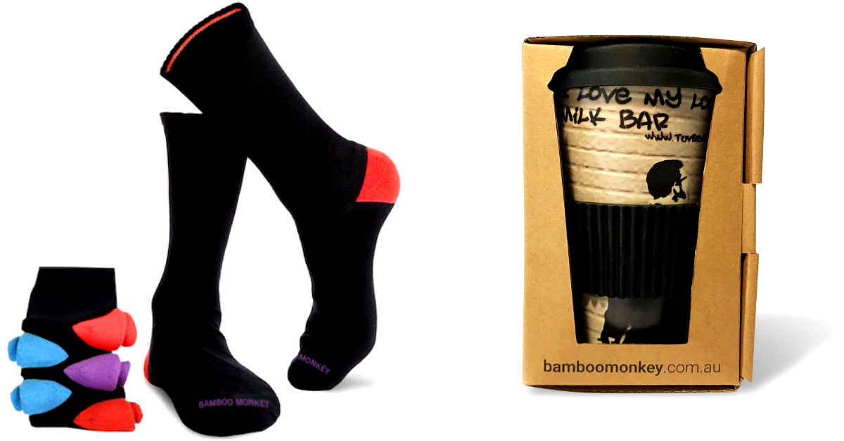 Men's Bamboo Socks | Australia | Bamboo Monkey