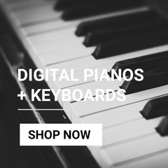 Digital Pianos and Keyboards